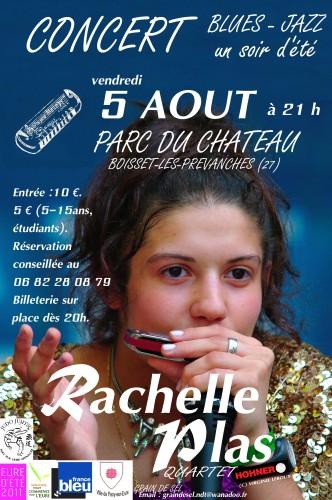 Rachelle,Concert