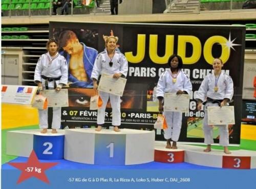 Rachelle vice-championne de France sénior 1ère Div.jpg